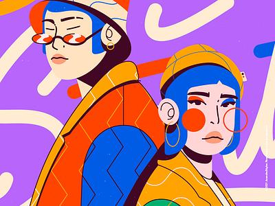 Subway 🌐 venezuela art cool color creative illustration design