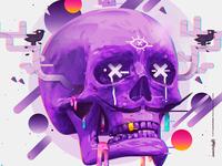 Purple Death.