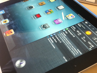 What iPad Notification Center should be