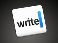 iA Writer Icon (1024 px)