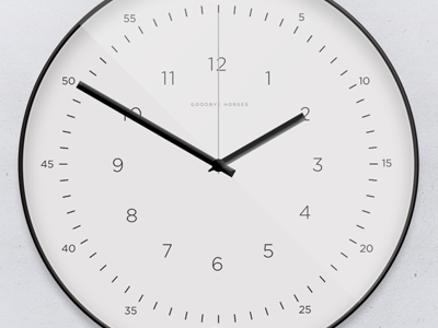 Community Project: clOck - The Architect junghans clock timepiece max bill