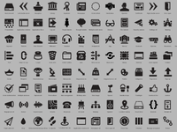 Helveticons Additional - 123 new icons released