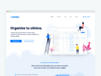 Nimbo new webiste