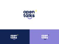 OpenTalks logo ✨