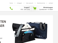 Magento store preview
