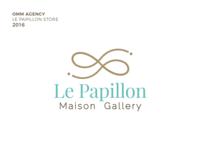 Le Papillon logo