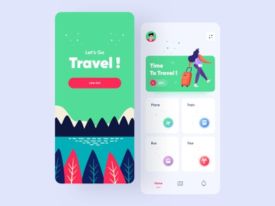 Travel App tour trip train plane ticket traveling travel app travel mobile ux minimalism clean ui clean app ui app design app uidesign ui minimal design
