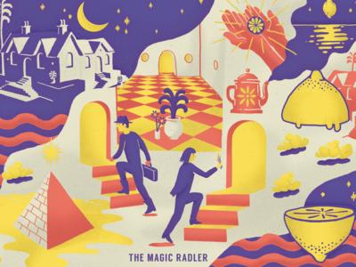 The Magic Radler - artwork