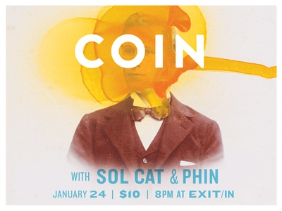 Coin @ Exit/In