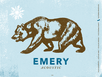 Emery Acoustic—California Winter