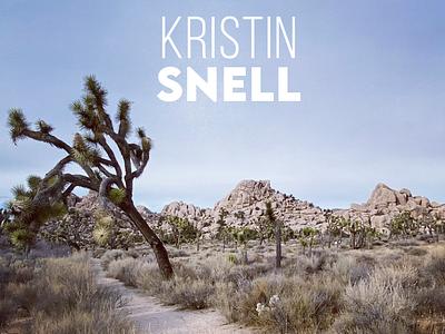 Album Cover photography typography design