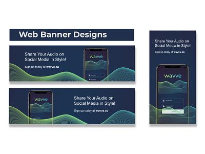 Web banner designs brand design graphic design google ad banner web banner design web banner ad web banners elegant branding ui  ux design