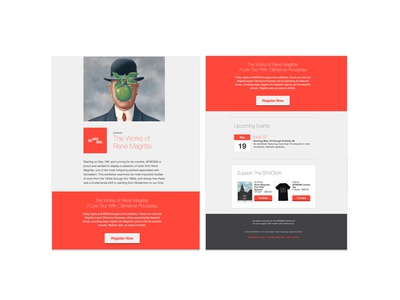 HTML Email Design ui  ux html coding design eblast newsletter design newsletter email campaign email email design