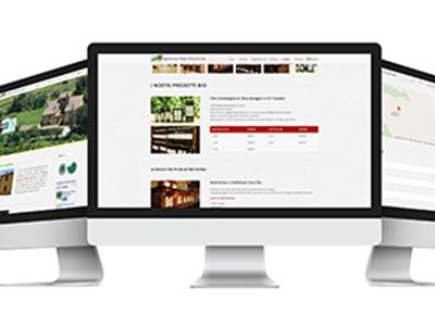 Agriturismo Pratovecchio Website