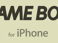 GBA4iOS iPhone 5 Splash Screen