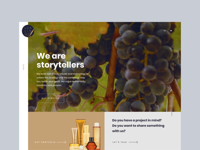 Lux Lingua website layout graphic motion design homepage event web webdesign billieargent prototype icon marketing agency hover animation motion typography interface ui ux design
