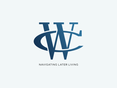 Logo for consulting company