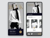 Fashion App - eCommerce - UI