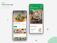 Fresh Food Delivery App UI - P1 [Attachments]