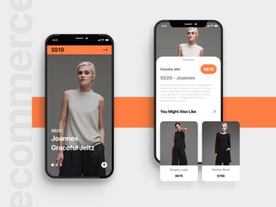 eCommerce App UI [P2]