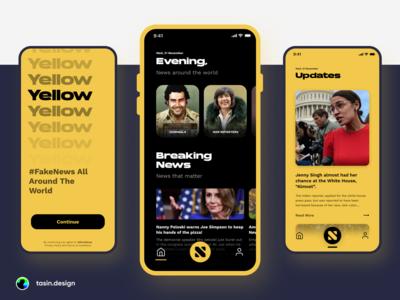 News App UI Design [P1]