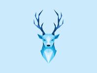 Frozen Deer