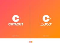 CUTACUT Logo Design