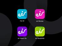 eir App Icons