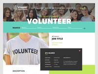 Student Volunteer - Opportunity
