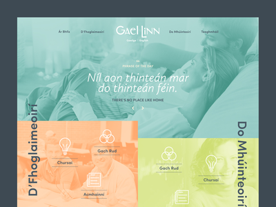 Gael Linn Concept