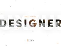 We're Hiring a UX/UI Designer!
