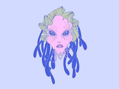 Alien Portait 06