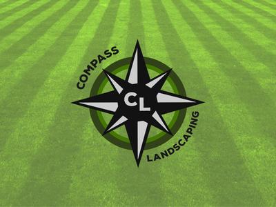 Compass Landscaping - Logo