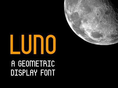 Luno Font