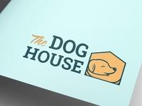 The Dog House Logo Concept