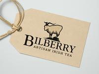 Bilberry Tea Logo