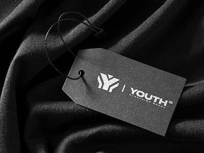 YOUTH | Tag logotype logo branding mockup design