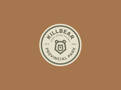 Killbear Logobadge
