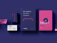 Makfy Brand Identity