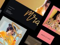 Amira Elfahd | Brand Identity