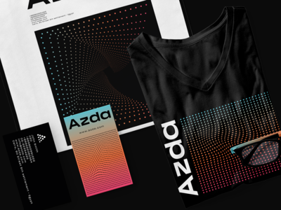 Azda Data Analysis Brand Identity
