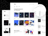 Halx UI/UX Design