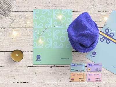 Oraj Brand Identity ribbon dribbble ecommerce gift shop mock up graphic design design inspiration design branding design branding and identity branding brands online store gift store gifts presents present oraj
