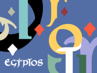 Egyptos Brand Identity