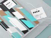 Nxen Brand Identity