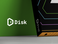 Disk Brand Identity