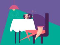 Ideacloud illustrations
