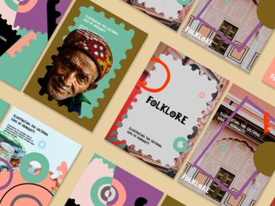 Folklore Culture Project | Brand Identity Design