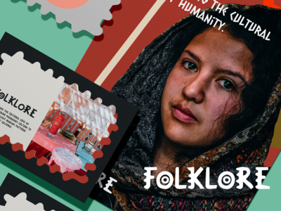 Folklore Brand Identity