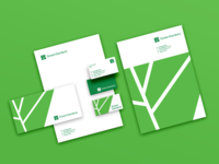 GreenGarden Brand Identity